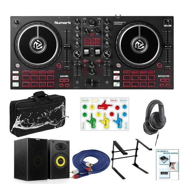 Numark(ヌマーク) / MixTrack Pro FX DJスターターセッ ト【Serato DJ Lite 付属】