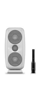 IK Multimedia(アイケーマルチメディア) / iLoud MTM (WHITE) ※1本販売 コンパクトリファレンス モニタースピーカー  1大特典セット