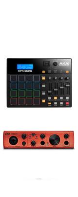 Akai(アカイ) / MPD226 DTM初心者Bセット - MIDIコントローラー -