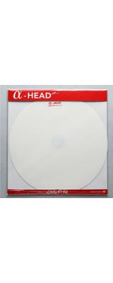 aspr(アサプラ) / α-HEAD 14インチ ブラシ・トレーニングシート / スネア・ミュート・シート