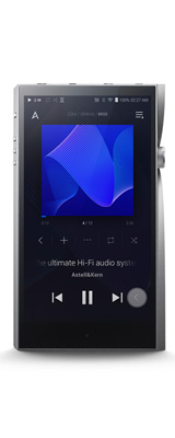 Astell&Kern(アステル&ケルン) / A&futura SE200 (Moon Silver) 256GB ハイレゾ音源対応 ポータブルオーディオプレーヤー