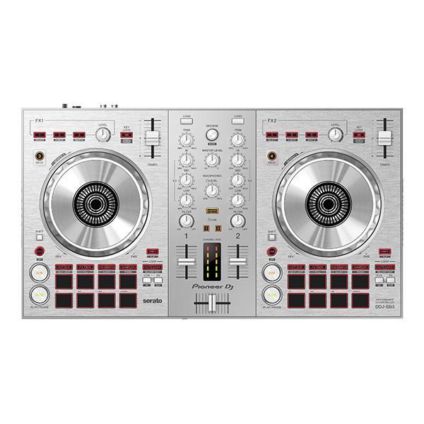 【限定1台】Pioneer(パイオニア) / DDJ-SB3-S 【Serato DJ Lite 無償】 PCDJコントローラーの商品レビュー評価はこちら