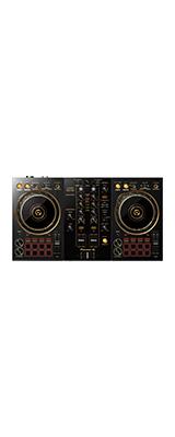 Pioneer DJ(パイオニア) / DDJ-400-N(ゴールド)【REKORDBOX DJ 無償】 PCDJコントローラー 5大特典セット