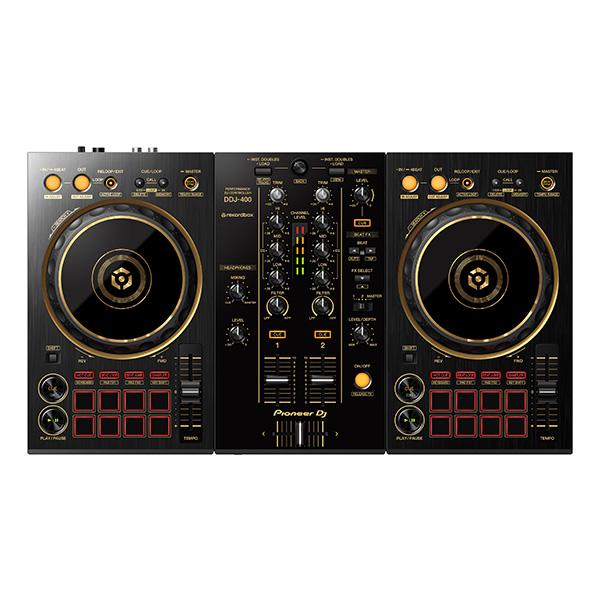 【限定2台】Pioneer(パイオニア) / DDJ-400-N 【REKORDBOX DJ 無償】 PCDJコントローラー の商品レビュー評価はこちら