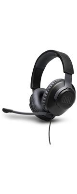 JBL(ジェービーエル) / Quantum 100 (BLACK) ゲーミングヘッドセット 1大特典セット