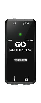 ■ご予約受付■ TC HELICON(ティーシーヘリコン) / GO GUITA PRO モバイルデバイス用 ギターインターフェース 【次回納期未定】