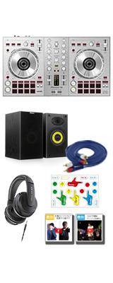 Pioneer DJ(パイオニア) / DDJ-SB3-S(シルバー) +5000円スピーカーセット 【Serato DJ Lite 無償】 5大特典セット