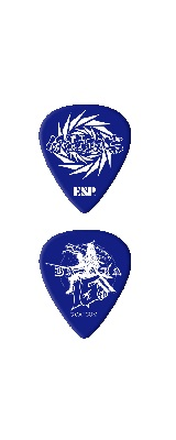 ESP(イーエスピー) / PT-Date ESP×戦国BASARAコラボレーション 伊達政宗 Modelピック ティアドロップタイプ