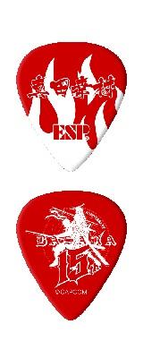 ESP(イーエスピー) / PT-Sanada ESP×戦国BASARAコラボレーション 真田幸村 Modelピック ティアドロップタイプ