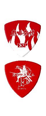 ESP(イーエスピー) / PD-Sanada ESP×戦国BASARAコラボレーション 真田幸村 Modelピック トライアングルタイプ