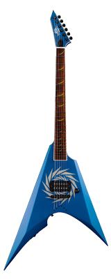 ■ご予約受付■ ESP×戦国BASARA 伊達政宗ギター<ESP-ARROW> コラボレーションギター 【受注生産品】