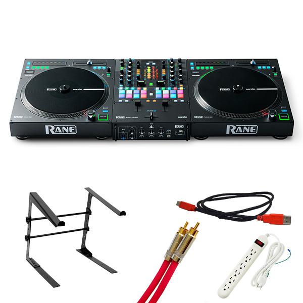 Rane(レーン) / SEVENTY-TWO MKⅡ & TWELVE MKⅡ2台セット 【Serato DJ Pro DVS 無償対応】