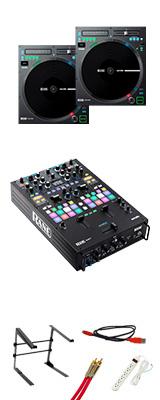 Rane(レーン) / SEVENTY & TWELVE MK2 2台セット 【Serato DJ Pro DVS 無償対応】 4大特典セット