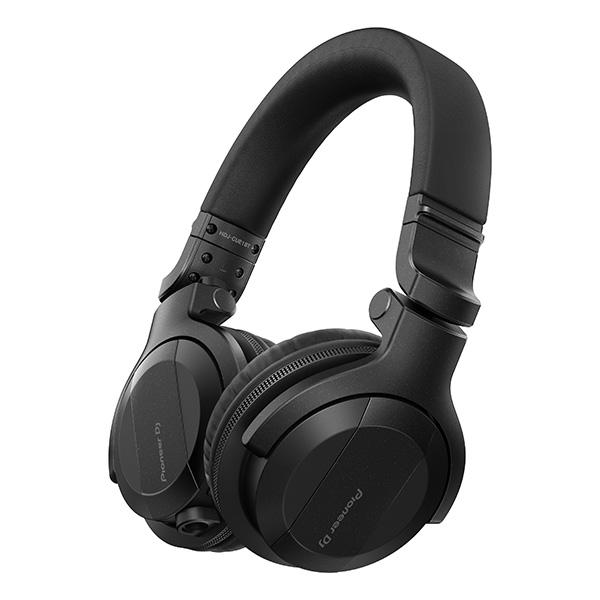 Pioneer DJ(パイオニア) / HDJ-CUE1BT-K(マットブラック) DJ用ヘッドホン 【Bluetooth対応】