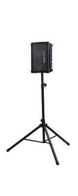 【シンプル スピーカースタンドセット】 Roland(ローランド) / CUBE-STEX / CB-CS2 / ESS-3302 / CUBE STREET EX (CUBE-STEX)  - 電池駆動対応・ギター/パフォーマンス用アンプ -