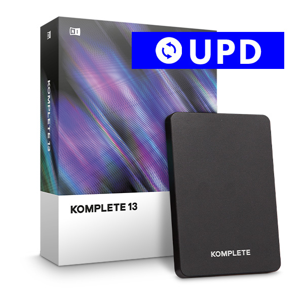 KOMPLETE 13 UPG / Native Instruments(ネイティブインストゥルメンツ)