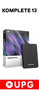Native Instruments / KOMPLETE 13 UPG (アップグレード版)【ネイティブインストゥルメンツ】【DTM / ソフトシンセ】【期間限定半額セール / 6月30日まで】 2大特典セット