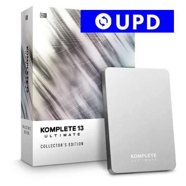 KOMPLETE 13 ULTIMATE Collector's Edition UPG FOR K8-13 / Native Instruments(ネイティブインストゥルメンツ)