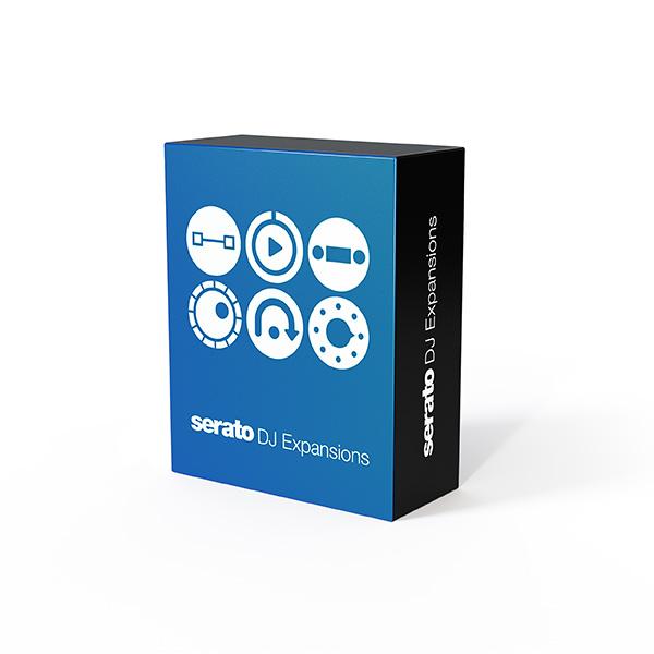 SERATO(セラート) / Serato DJ Expansions -Serato DJ Pro 用エクスパンション・パック -