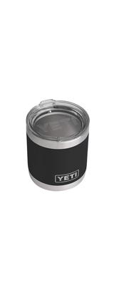 YETI COOLERS(イエティクーラーズ) / Rambler ランブラー 10oz / Black / ローボウル タンブラー マグカップ アウトドア 【国内完売品・直輸入品】