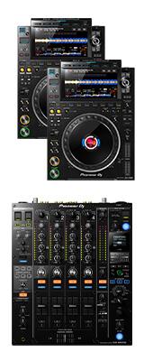 ■金利手数料20回まで無料■ CDJ-3000 2台 / DJM-900NXS2 セット 6大特典セット