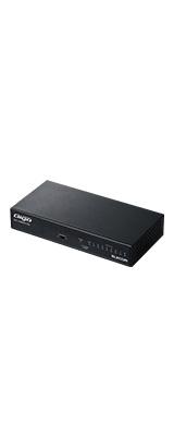 Elecom(エレコム) / EHC-G08MN2-HJB 1000BASE-T対応8ポートスイッチングハブ (CDJ-3000最大6台接続対応)