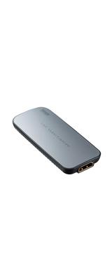 サンワサプライ / USB-CVHDUVC1 / USB-HDMIカメラアダプタ(USB3.2 Gen1)