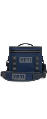 YETI COOLERS(イエティクーラーズ) / Hopper Flip 8 / Navy  / ホッパーフリップ / ソフトクーラーボックス  【海外限定色 直輸入品】