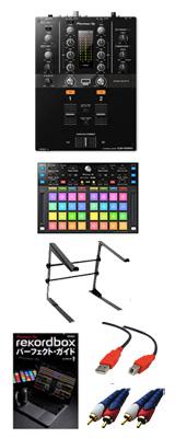 Pioneer DJ(パイオニア) / DJM-250mk2 & DDJ-XP2 セット 4大特典セット