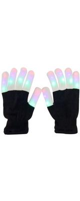 LED 電池式 光るグローブ (手袋) / パーティグッズ パリピグッズ