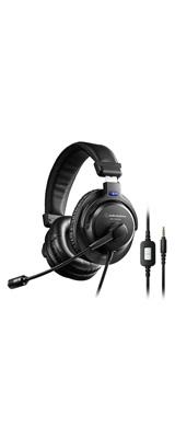 audio-technica(オーディオテクニカ) / ATH-770XCOM テレワーク向け マイク付きステレオヘッドセット