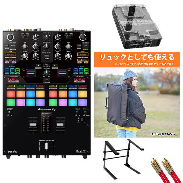 Pioneer DJ(パイオニア) / DJM-S11 - SERATO DJ ・ rekordbox対応スクラッチスタイル2chDJミキサー -