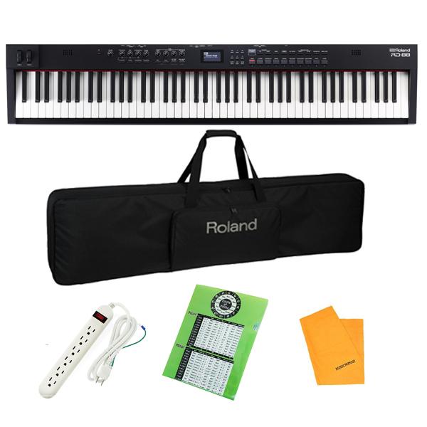 【純正ケースセット】 Roland(ローランド)  / RD-88 / STAGE PIANO デジタルピアノ 電子ピアノ 【※本体在庫1台のみ】