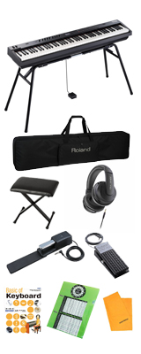 【フルオプションセット】 Roland(ローランド)  / RD-88 / STAGE PIANO デジタルピアノ 電子ピアノ  【※スタンドは後日発送】 4大特典セット