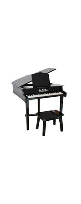 Schoenhut(シェーンハット) / 37-Key Black(379B) / Concert Grand Piano and Bench / 37鍵盤 / グランドピアノ型 トイピアノ