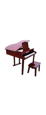 Schoenhut(シェーンハット) / 37-Key Mahogany (379M) / Concert Grand Piano and Bench / 37鍵盤 / グランドピアノ型 トイピアノ