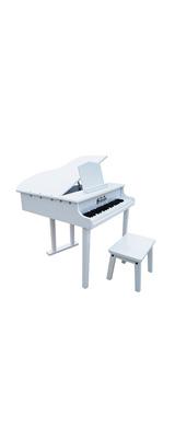 Schoenhut(シェーンハット) / 37-Key White (379W) / Concert Grand Piano and Bench / 37鍵盤 / グランドピアノ型 トイピアノ
