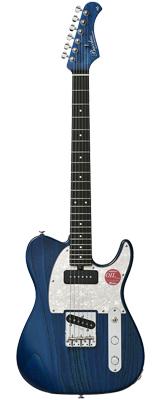 1本限り限定値下げ!! Bacchus(バッカス) / TACTICS DX-ASH BLU/OIL-MH エレキギター