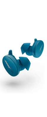 ■ご予約受付■ Bose(ボーズ) / Sport Earbuds (Baltic Blue) スポーツ向け 完全ワイヤレスイヤホン 1大特典セット