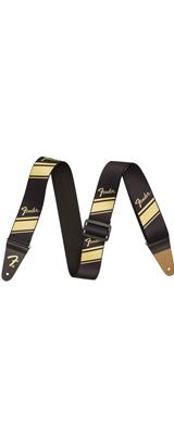 FENDER(フェンダー) / Competition Stripe / Gold / ストライプ ギター ストラップ 【直輸入品】