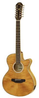 Aria(アリア) / FET-DLX/12 N 12弦エレクトリック・アコースティックギター
