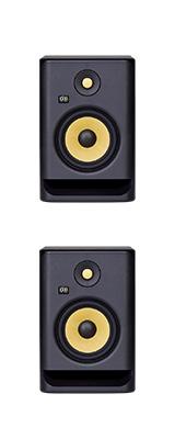 【2本セット】 KRK(ケーアールケー) / ROKIT G4 RP7G4  -  モニタースピーカー -  大特典セット