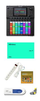Akai(アカイ) / FORCE Ableton Live 10 Intro セット 4大特典セット