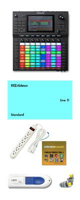 Akai(アカイ) / FORCE Ableton Live 10 Standard セット 4大特典セット
