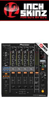 ■ご予約受付■ 12inch SKINZ / Pioneer DJM-900NXS SKINZ (Carbon Fiber) 【DJM-900NXS用スキン】