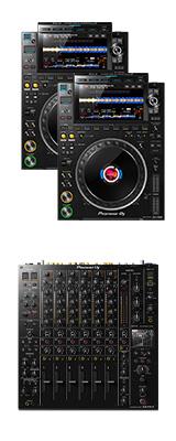 ■金利手数料20回まで無料■ CDJ-3000 2台 / DJM-V10-LF セット  7大特典セット