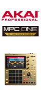 【数量限定】AKAI(アカイ) / MPC ONE GOLD 【ゴールドモデル】 スタンドアローン型MPC  6大特典セット