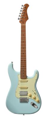 新品 Bacchus(バッカス) / BST-2-RSM/M PTL-SOB エレキギター ローステッドメイプルネック仕様 数量限定おまけ付き