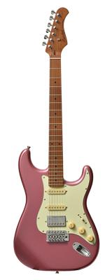 新品 Bacchus(バッカス) / BST-2-RSM/M SLPK エレキギター ローステッドメイプルネック仕様 数量限定おまけ付き