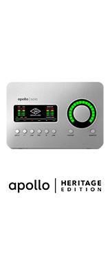 Universal Audio(ユニバーサルオーディオ) / Apollo Solo USB Heritage Edition - Windows専用USB オーディオインターフェース  -
